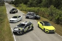 Volkswagen представил пятерку особенных автомобилей