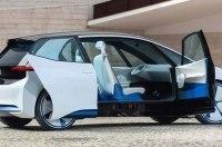 Volkswagen рассекретил дизайн электрического хэтчбека