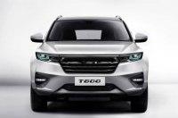Zotye перестала скрывать кроссовер T600 нового поколения