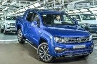 Самый мощный пикап VW Amarok встал на конвейер