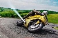 Мотоциклы получат систему предотвращения потери сцепления