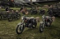 Мотоцикл-легенду времен Второй мировой от Royal Enfield почтят спецвыпуском