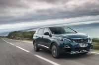 В Украине теперь доступен 7-местный SUV PEUGEOT 5008 в комплектации GT со 180-сильным двигателем