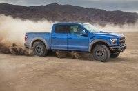 Экстремальный пикап Ford F-150 Raptor получил «умную» подвеску