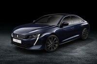 У нового Peugeot 508 будет «растянутая» версия