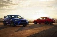Subaru обновила седаны WRX и WRX STI