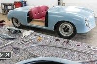 Компания Porsche заново построила первую модель