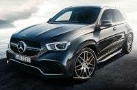 Новый Mercedes-Benz GLE: первые изображения