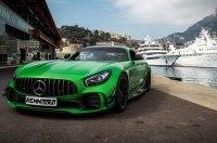 Купе Mercedes-AMG GT R «прокачали» до 825 лошадиных сил
