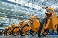 Мотоциклы Иж возродят в электрическом варианте