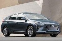Hyundai обновила гибрид и электрокар Ioniq