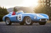 Единственный в истории синий гоночный Ferrari выставят на торги