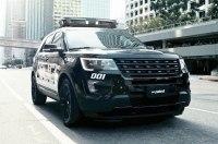Полицейские автомобили получили систему распознавания лиц