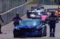 Топ-менеджер GM разбил самый мощный Chevrolet Corvette