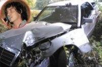 Еще одна звезда украинской эстрады попала в серьезную аварию