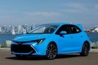 Toyota переведёт все модификации Corolla на новую платформу
