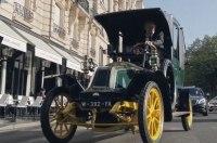 Исторические Renault подвозили парижан вместо обычных такси