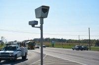 Камеры фиксации нарушений ПДД: сколько их будет по областям