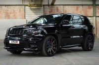 Jeep Grand Cherokee SRT увеличили мощность на 30%