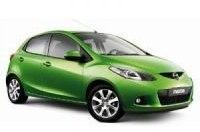 Mazda готовит трехдверную версию модели Mazda2