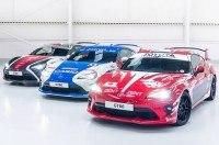 Toyota GT86 сделали похожими на гоночные машины «24 часов Ле-Мана»
