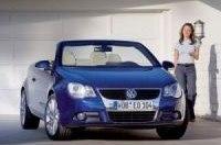 Женщины выбирают Volkswagen Eos