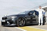 Мощность BMW M5 довели до 700 сил в ателье AC Schnitzer