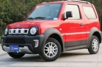 В Китае представили электрический клон Suzuki Jimny