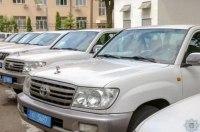 Украинские полицейские пересядут на Toyota Land Cruiser