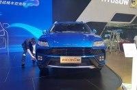 Китайцы официально показали клон Lamborghini Urus