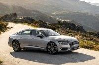 Первые тесты Audi A6 нового поколения: вальяжный «робот», но цепкое шасси