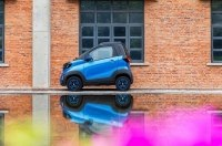 Китайцы увеличили пробег самого дешевого в мире электрокара