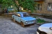 В Киеве из дворов будут вывозить брошенные автомобили