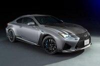 Lexus отпраздновал 10-летие «заряженных» автомобилей особым купе