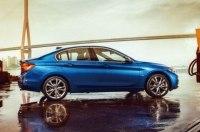 Седан BMW 1-Series выбрался за пределы Китая