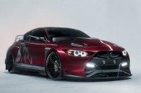 Американцы построили самую хардкорную модификацию BMW M4