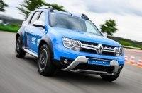 Компания ZF показала гибридный Renault Duster