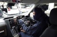 В Японии придумали услугу для такси «ниндзя-водитель»