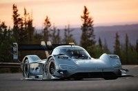 Электрический VW оказался быстрее Леба в квалификации «Гонки к облакам»