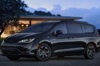 Chrysler Pacifica Hybrid 2019 получил цветовые обновления
