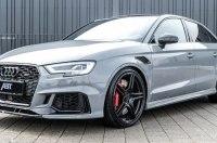В ателье ABT добавили Audi RS3 лошадей