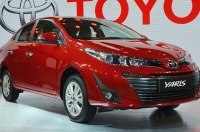 В Индии за обновлённым Toyota Yaris выстроилась очередь