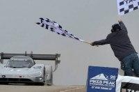 Volkswagen I.D. R Pikes Peak установил новый рекорд