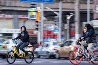 Обустройство велосипедных дорожек на дорогах Украины станет обязательным