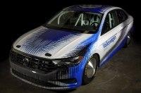 Volkswagen Jetta преодолеет 330 километров в час