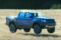 Пикап Ford Ranger Raptor тестируют в горах Новой Зеландии