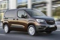 Новым Opel Combo, Citroen Berlingo и Peugeot Partner увеличили грузоподъемность