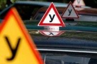 В Украине приняли новый стандарт обозначения учебных автомобилей