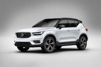 Первым электрическим Volvo станет кроссовер XC40