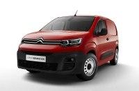 Новый Citroёn Berlingo фургон: комфорт и технологии для эффективности в работе